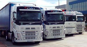 Transporte de mercancías internacionales y nacionales