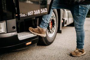Transportes en camiones